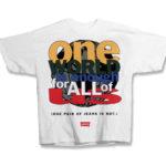 One World Levi's T-Shirt